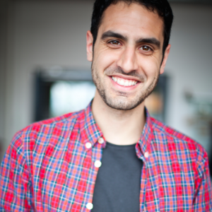 Sohrab Mohammad Reishunger Portrait