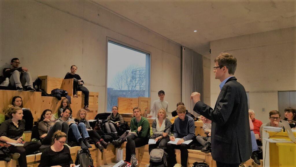 Social Entrepreneurship Camp an der Folkwang Uni in Essen