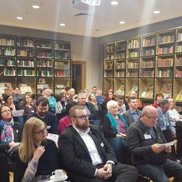 """Fokusveranstaltung zum Thema """"Junge Menschen stärken – Zukunft gestalten"""" mit der Adalbert-Raps-Stiftung"""