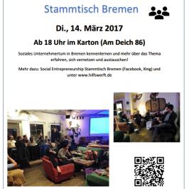 4. Social Entrepreneurship Stammtisch Bremen