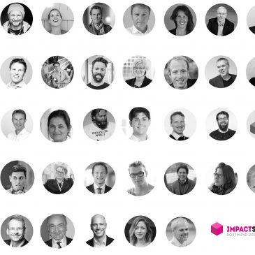 Die ImpactSummit Speaker 2017