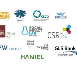 Unterstützer und Kooperationspartner des ImpactSummit 2017