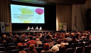 WeltWeitWissen-Kongress Podiumsdiskussion