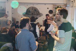 Diskussion bei Social Entrepreneurship Abend Bremen