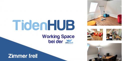 TidenHUB Arbeitsraum für Sozialunternehmer in Bremen