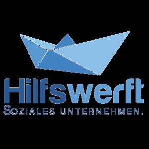 Hilfswerft Webseite Logo