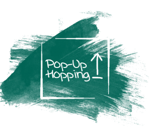 Pop-Up-Hopping Logo