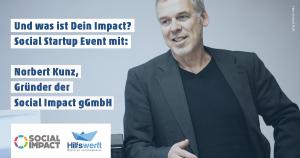 Norbert Kunz in Bremen