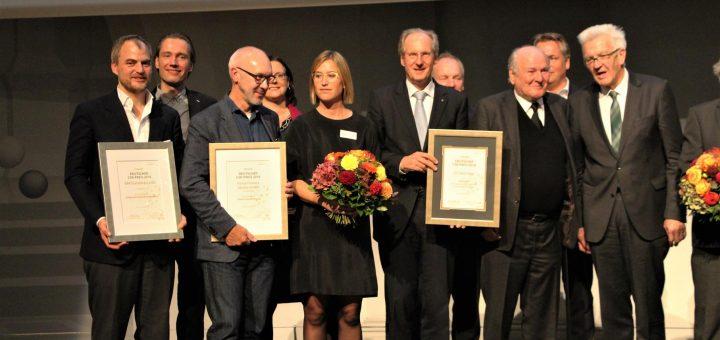 Deutscher CSR Preis Preisverleihung