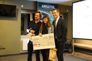 Laura Brandt und Yummy Organics als Gewinnerin des Bremer Wirkungspreises