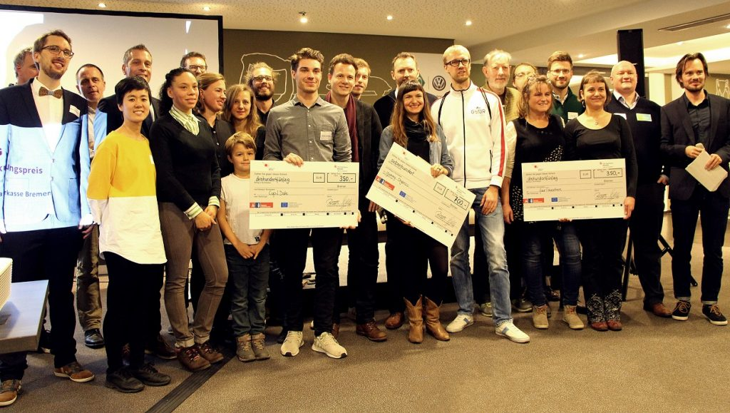 Kick-Off für Social Startups in Bremen