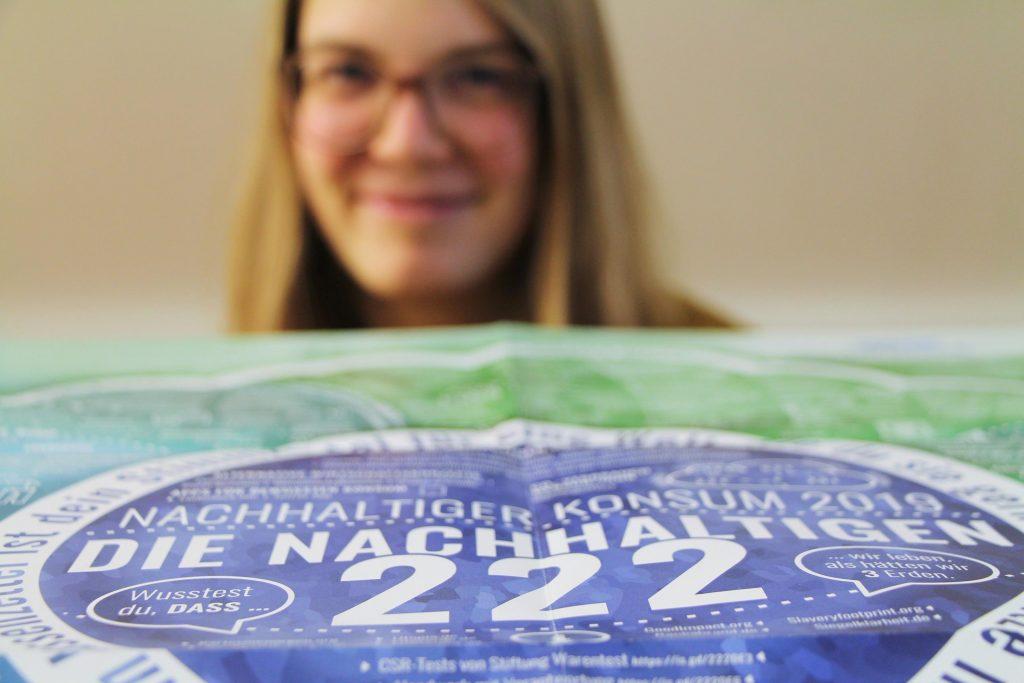 Die Nachhaltigen 222 Produktmanagerin Caroline Hoops