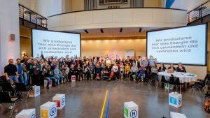 Die Hilfswerft bei den RENN.tagen 2018 in Berlin