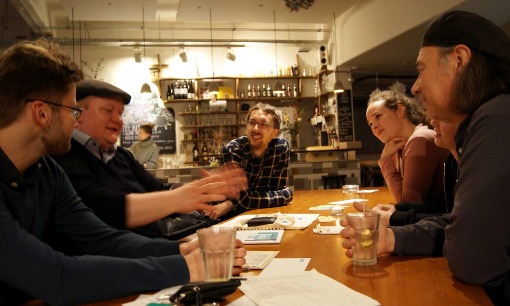 Social Entrepreneurship Abend