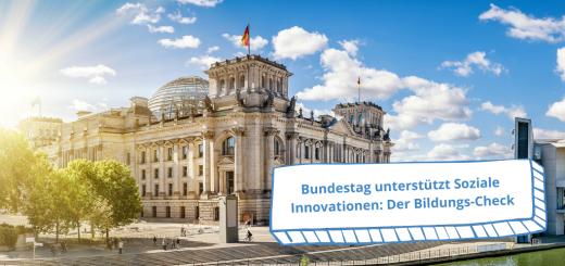 Bundestag Soziale Innovationen Bildung
